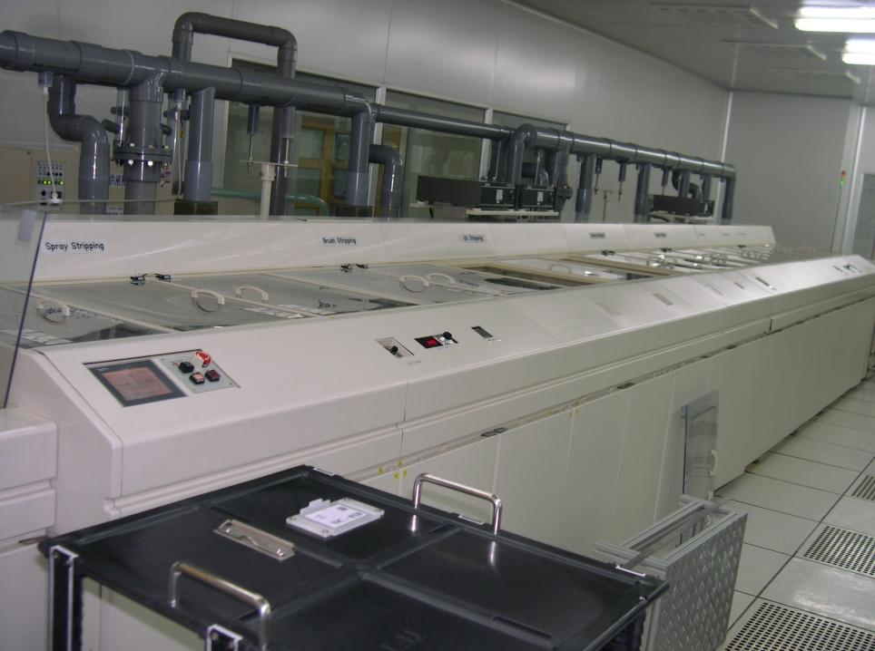 TFT-LCD/PI、PR前清洗机